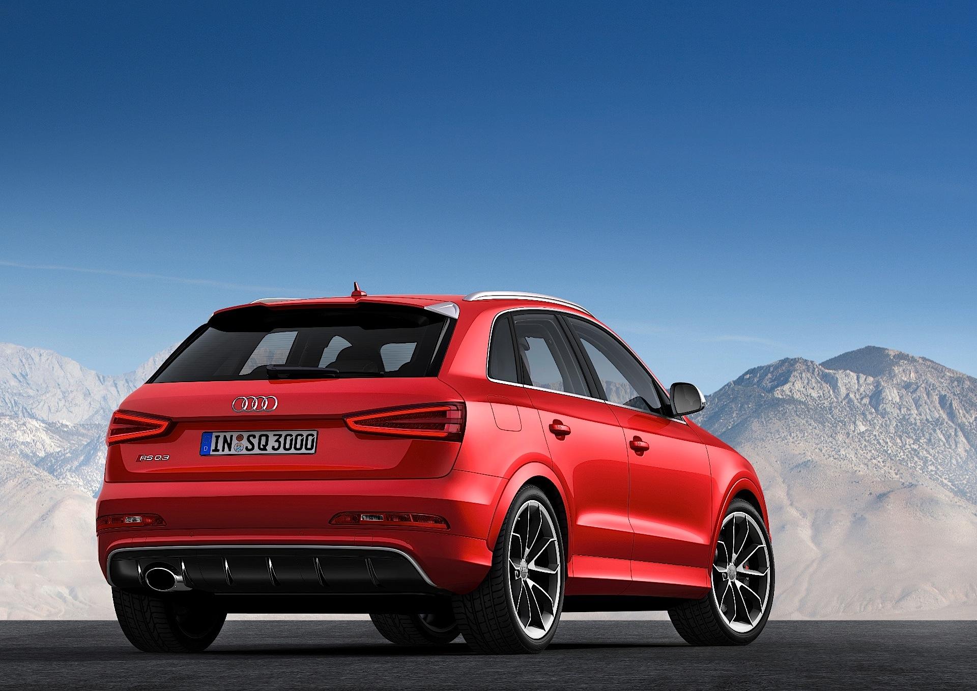 Audi Rs Q3 Specs Amp Photos 2013 2014 2015 Autoevolution