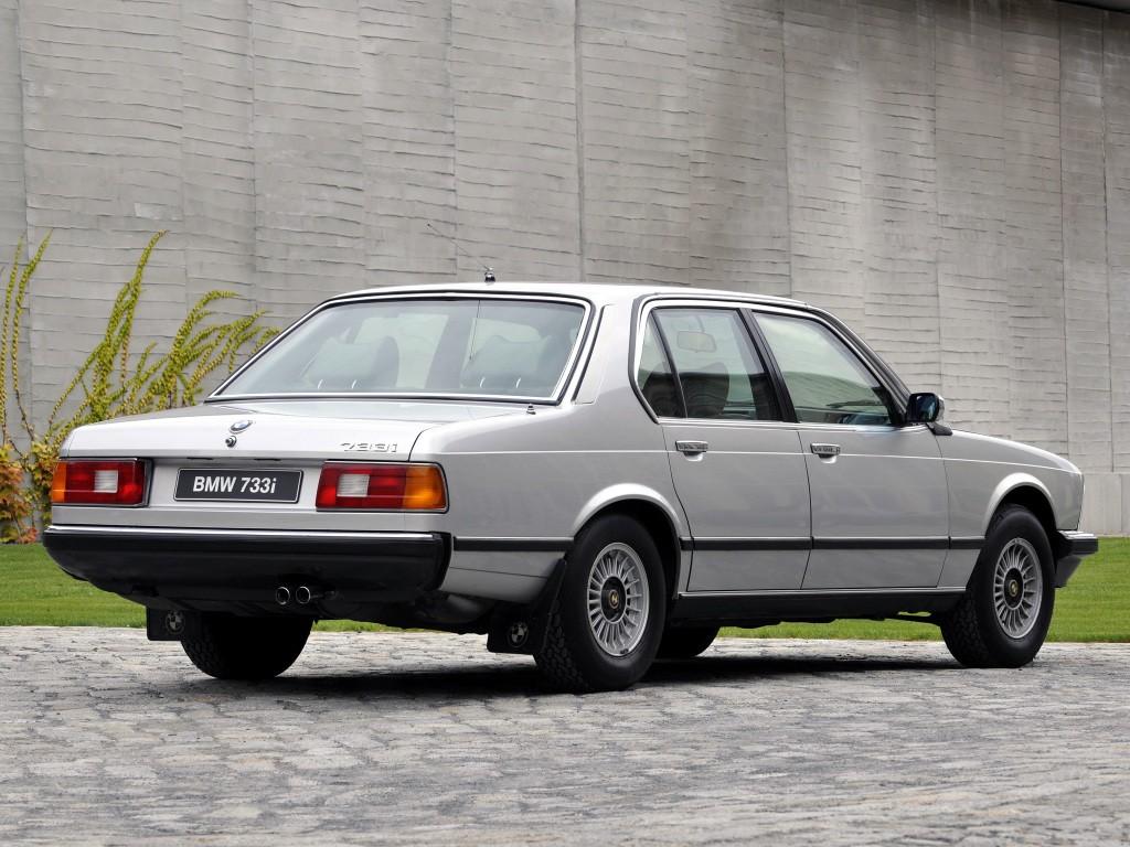 Bmw 7 Series E23 Specs 1977 1978 1979 1980 1981