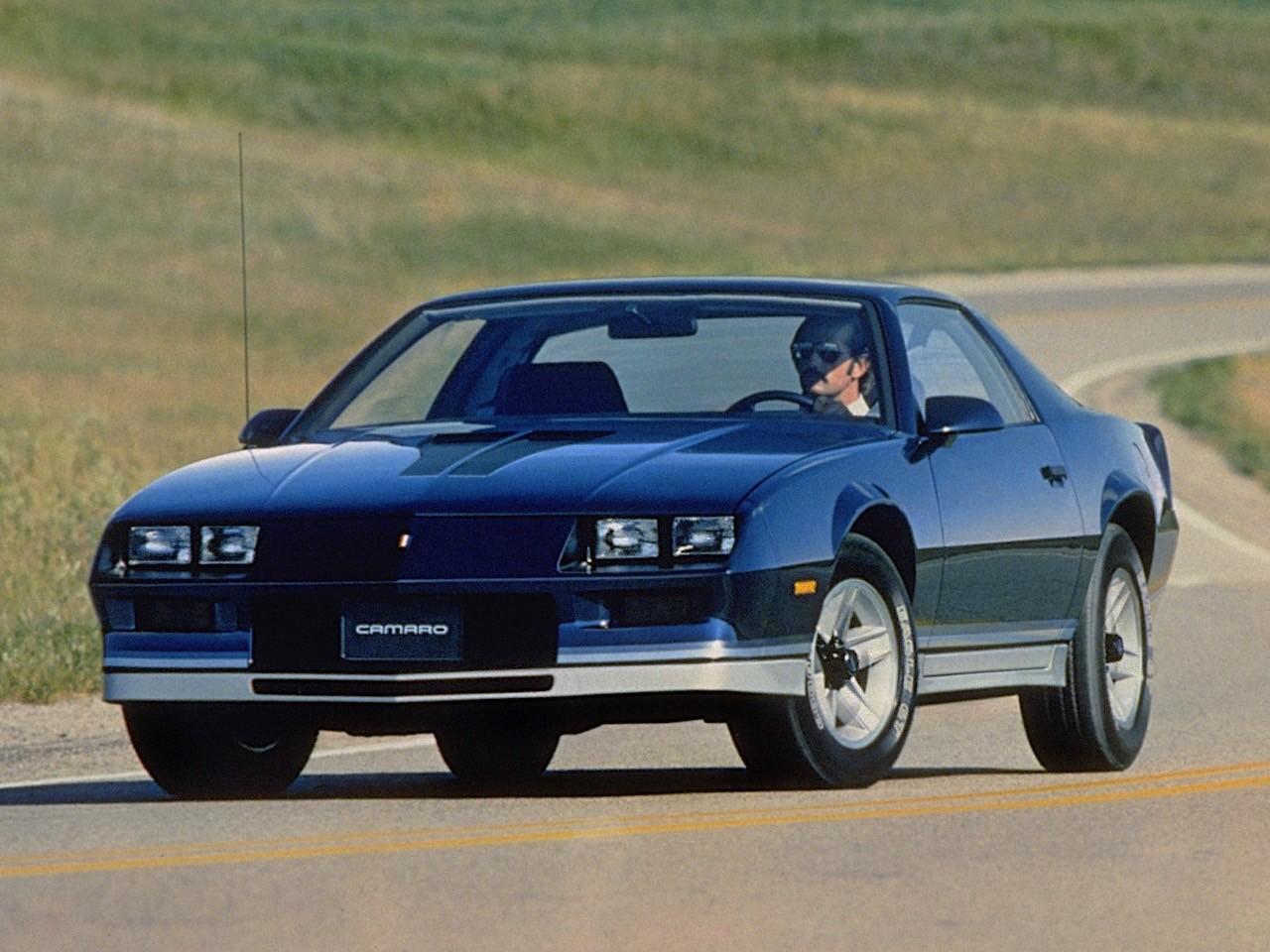 Chevrolet Camaro Specs Amp Photos 1982 1983 1984 1985