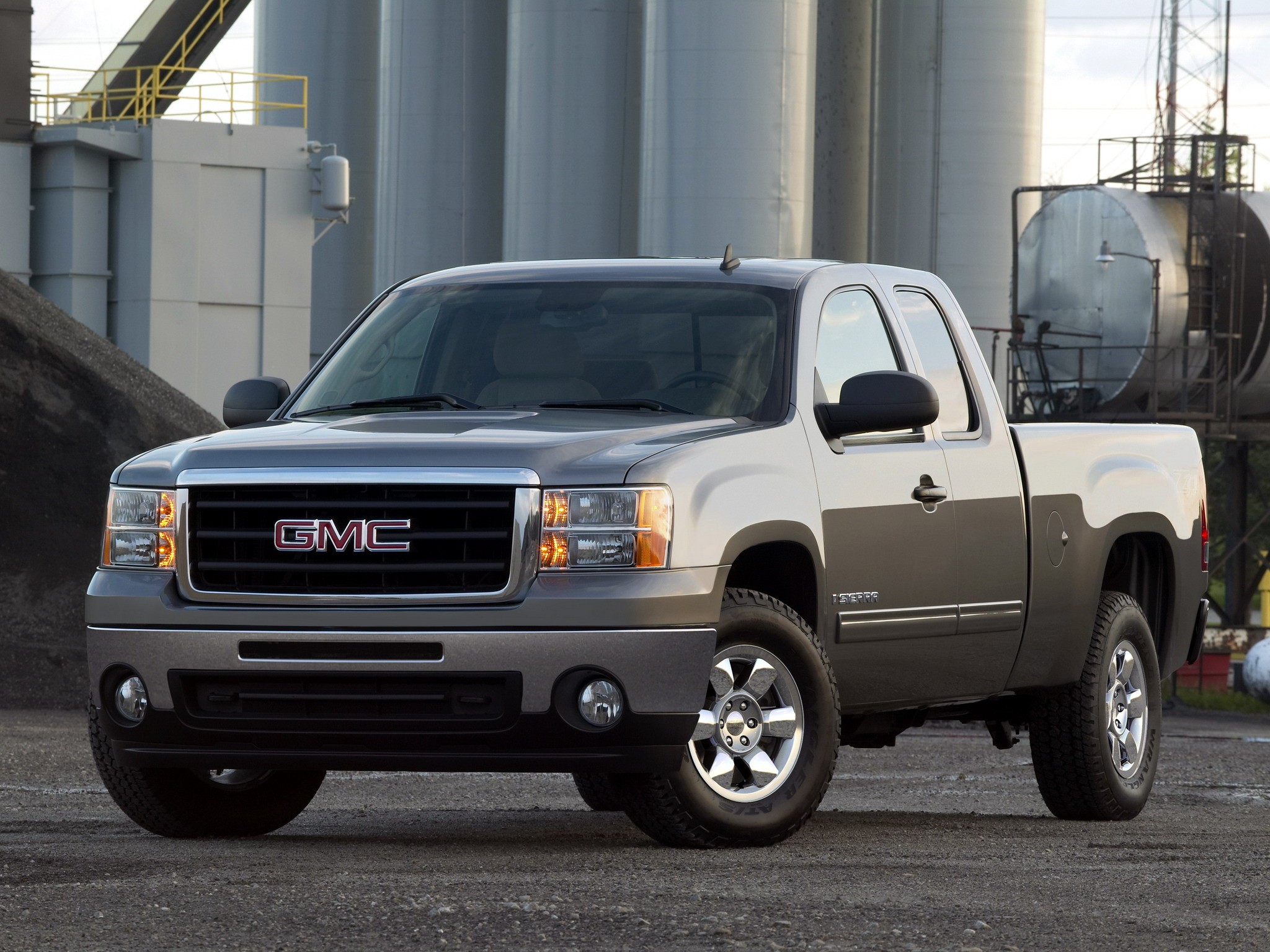 Gmc Sierra 1500 Extended Cab Specs 2008 2009 2010