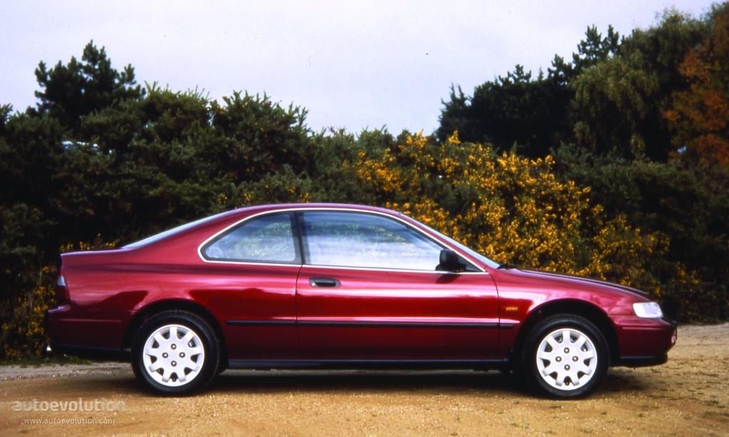 Accord 1995 Coupe Honda