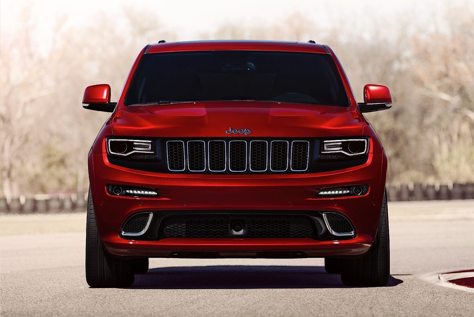 2014 Grand Cherokee Jeep Brochure