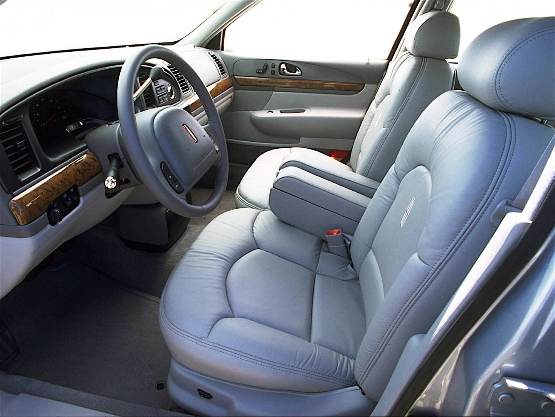 1995 Lincoln Continental