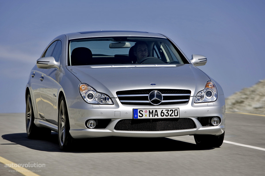 Cls63 Mercedes Amg 2008