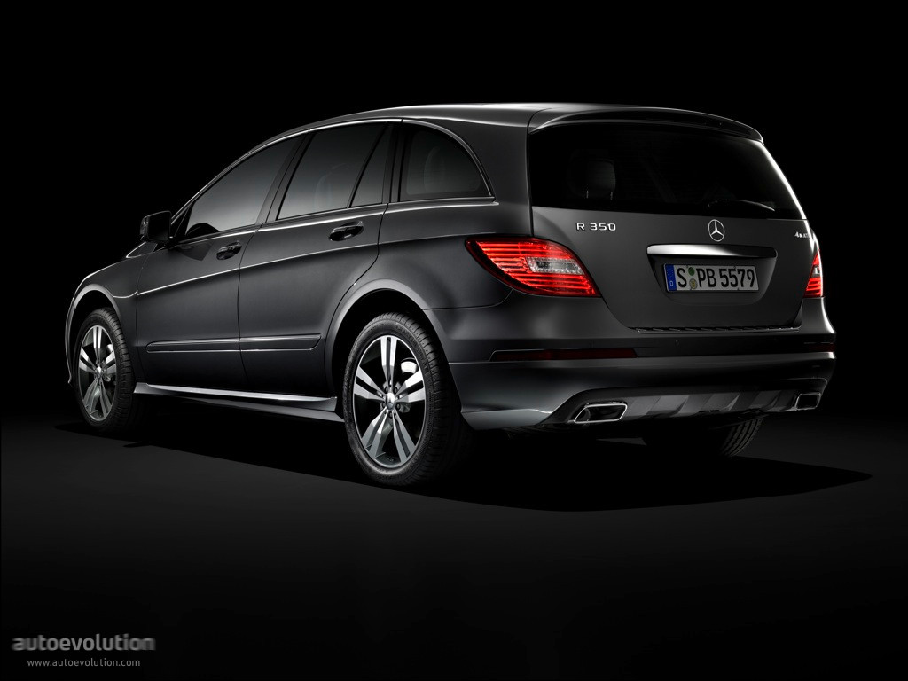 Mercedes Benz R Klasse W251 Specs 2010 2011 2012