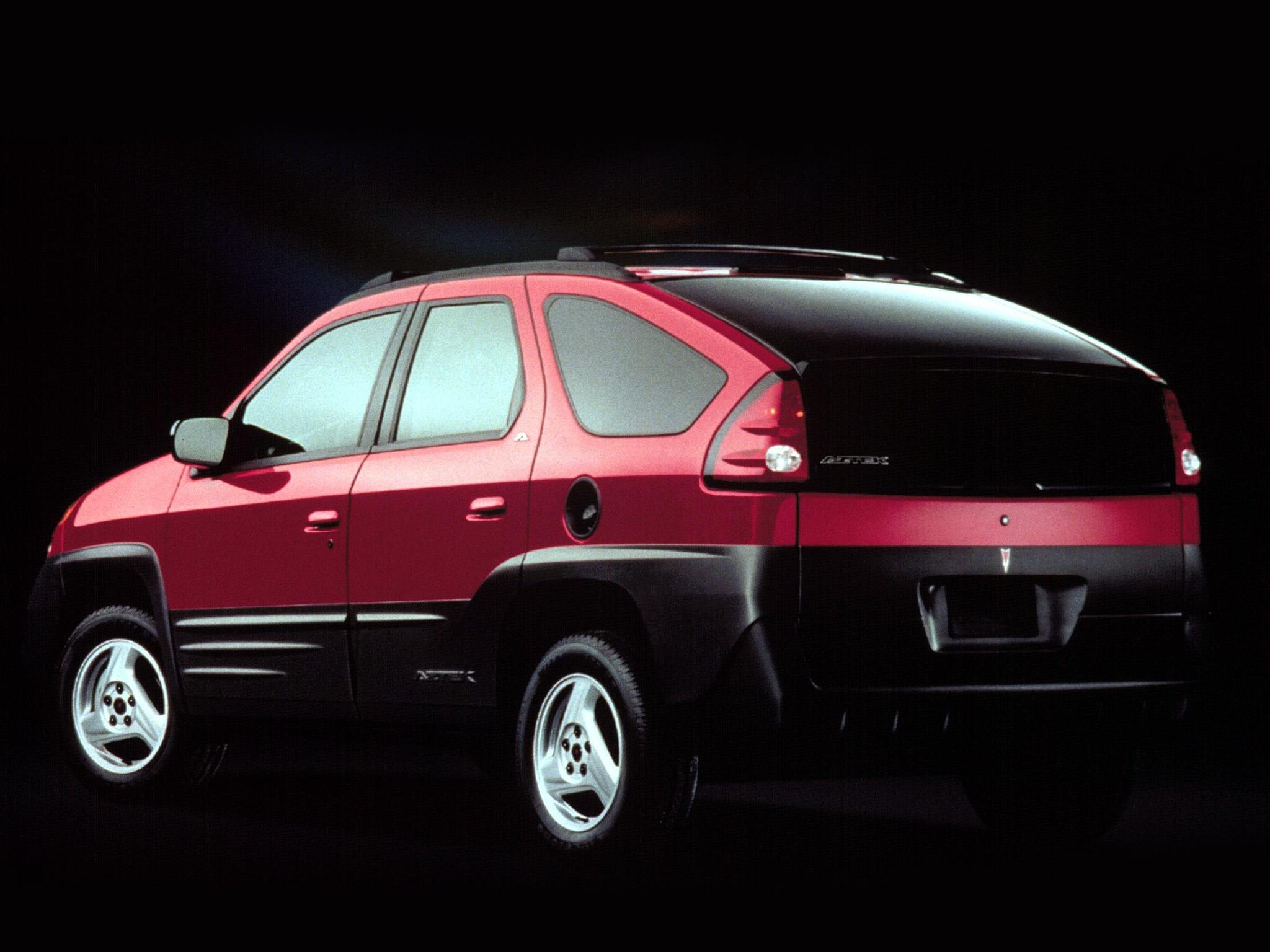 Pontiac Aztek 2000 2001 2002 2003 2004 2005 Autoevolution