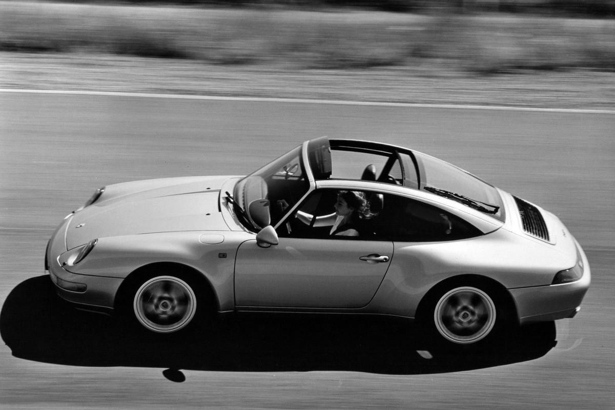 New Porsche Cayenne