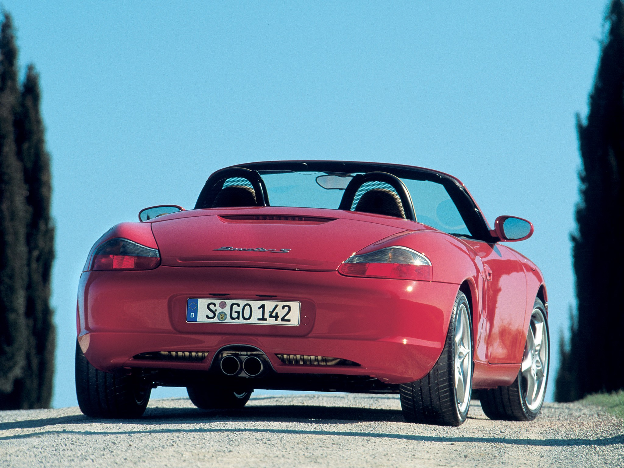 Porsche Cayenne 2005