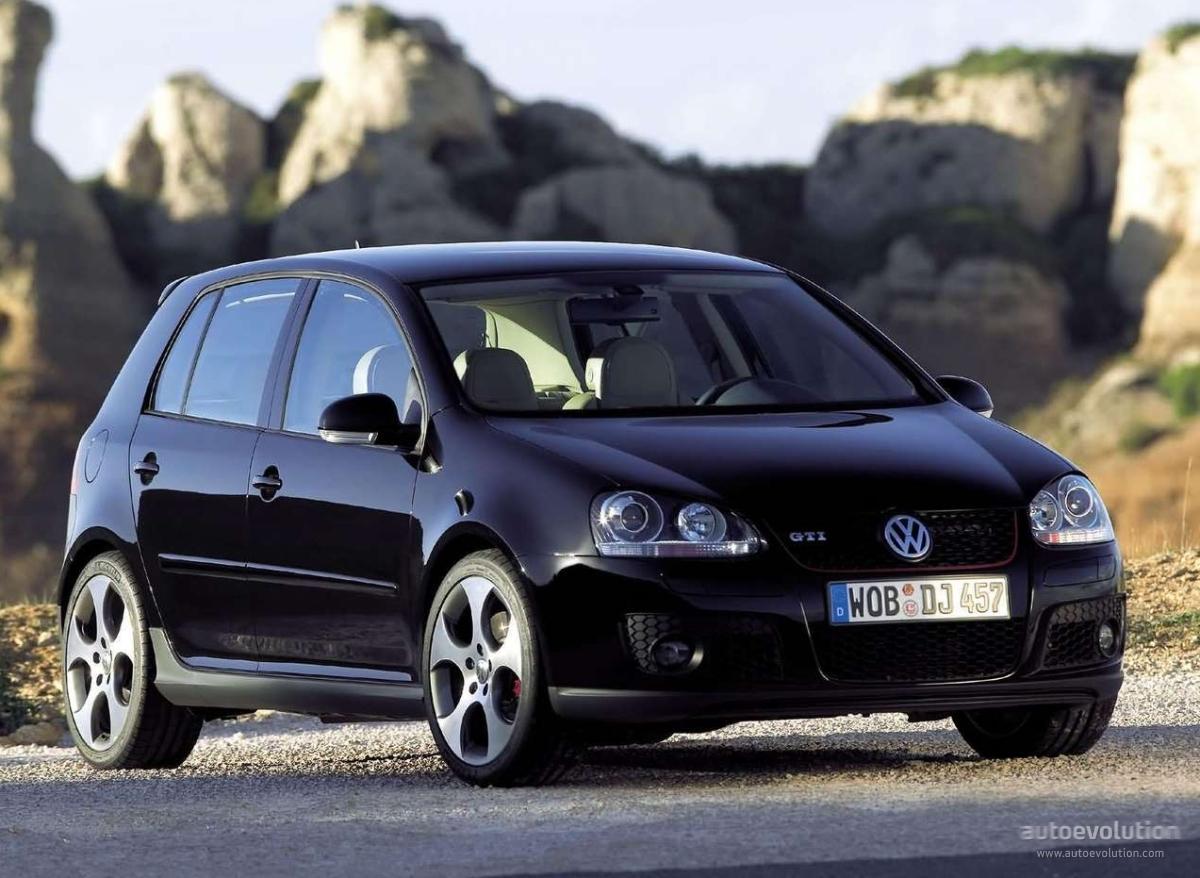 Volkswagen Golf V Gti 5 Doors 2004 2005 2006 2007 2008 Autoevolution