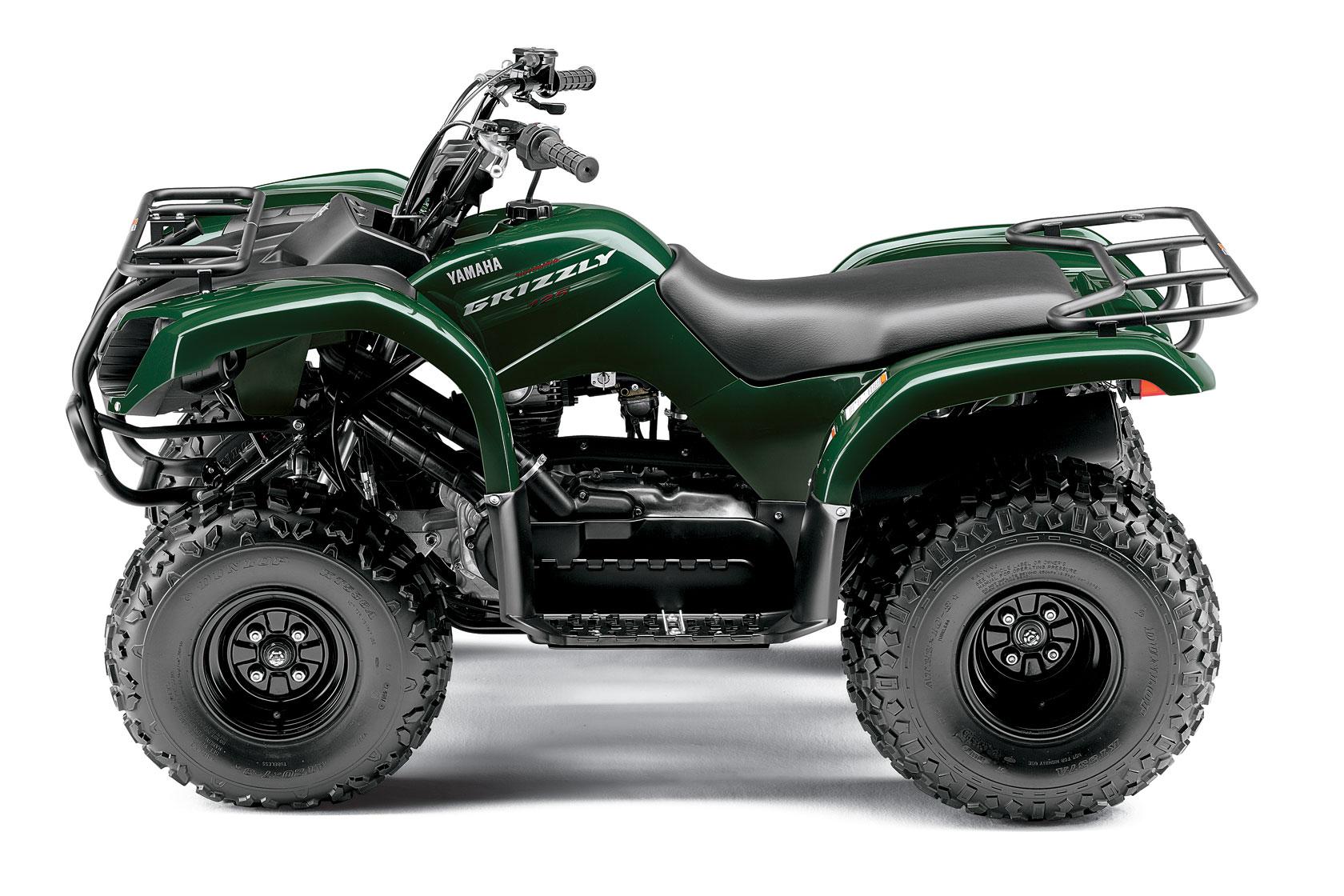 2013 Yamaha Grizzly Atv 300