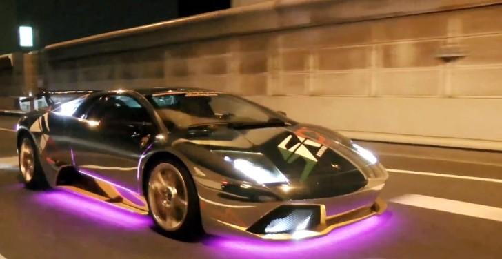 Cool Gold Cars All Lamborghini