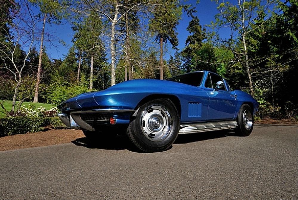 1967 Corvette Coupe Ebay