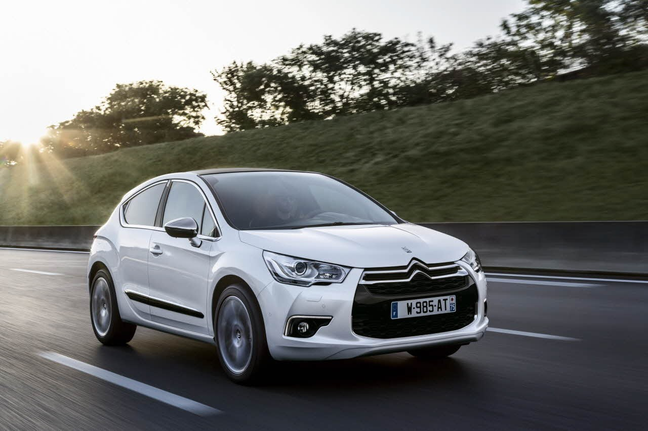 2015 Citroen Ds4 Facelift Also Boasts With Upgraded Engines Autoevolution