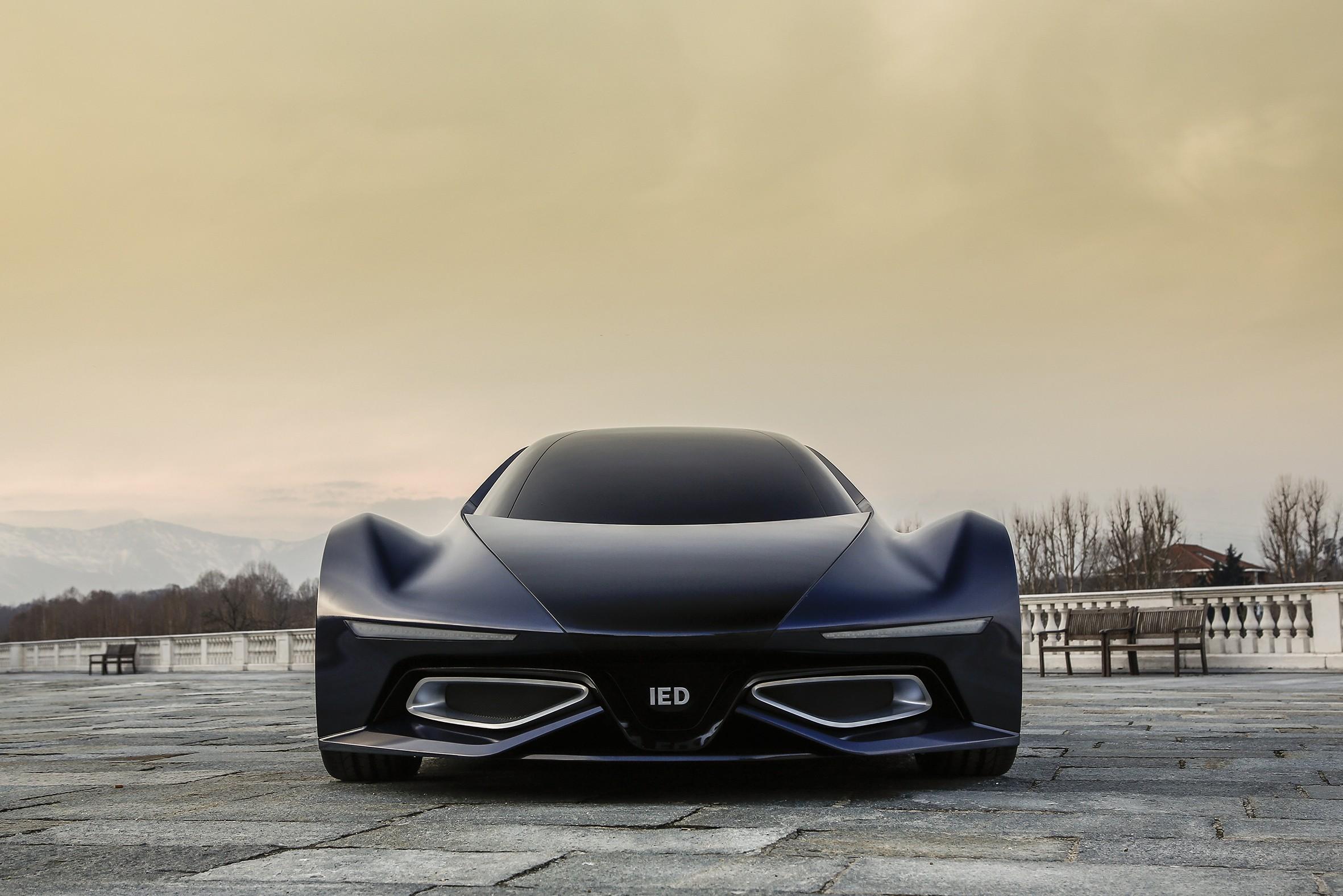 2015 Mustang Concept Car