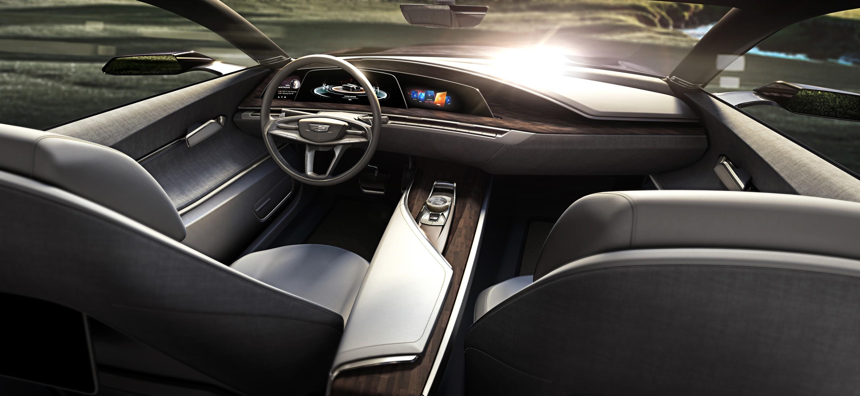 2020 Cadillac Escalade Features Console Mounted Shifter