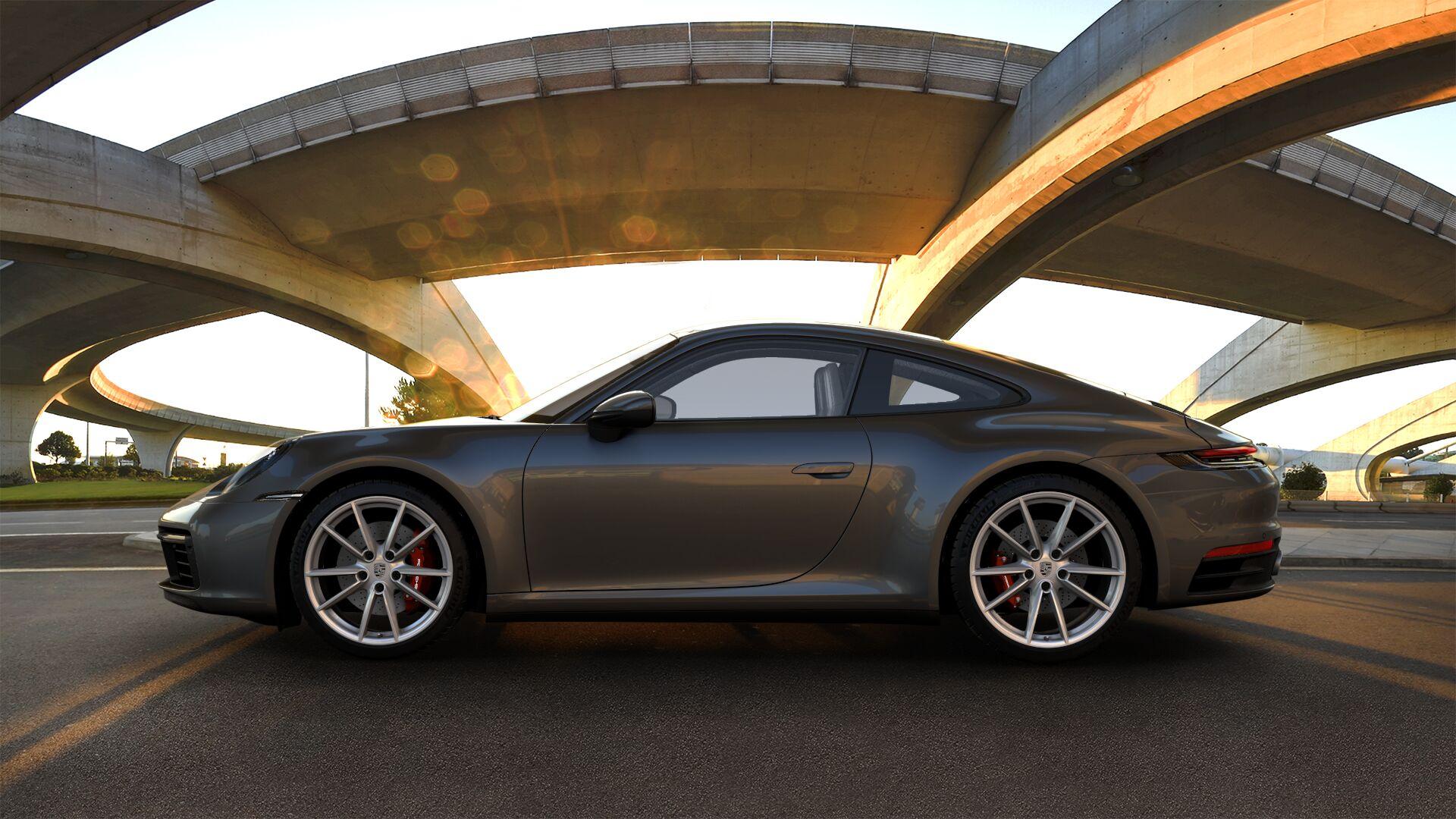 Agate Grey 2020 Porsche 911 Looks Understated In Real