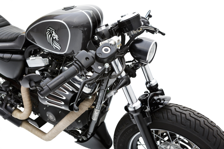 An Evil Harley Davidson Sportster 48 Yes Sir Autoevolution