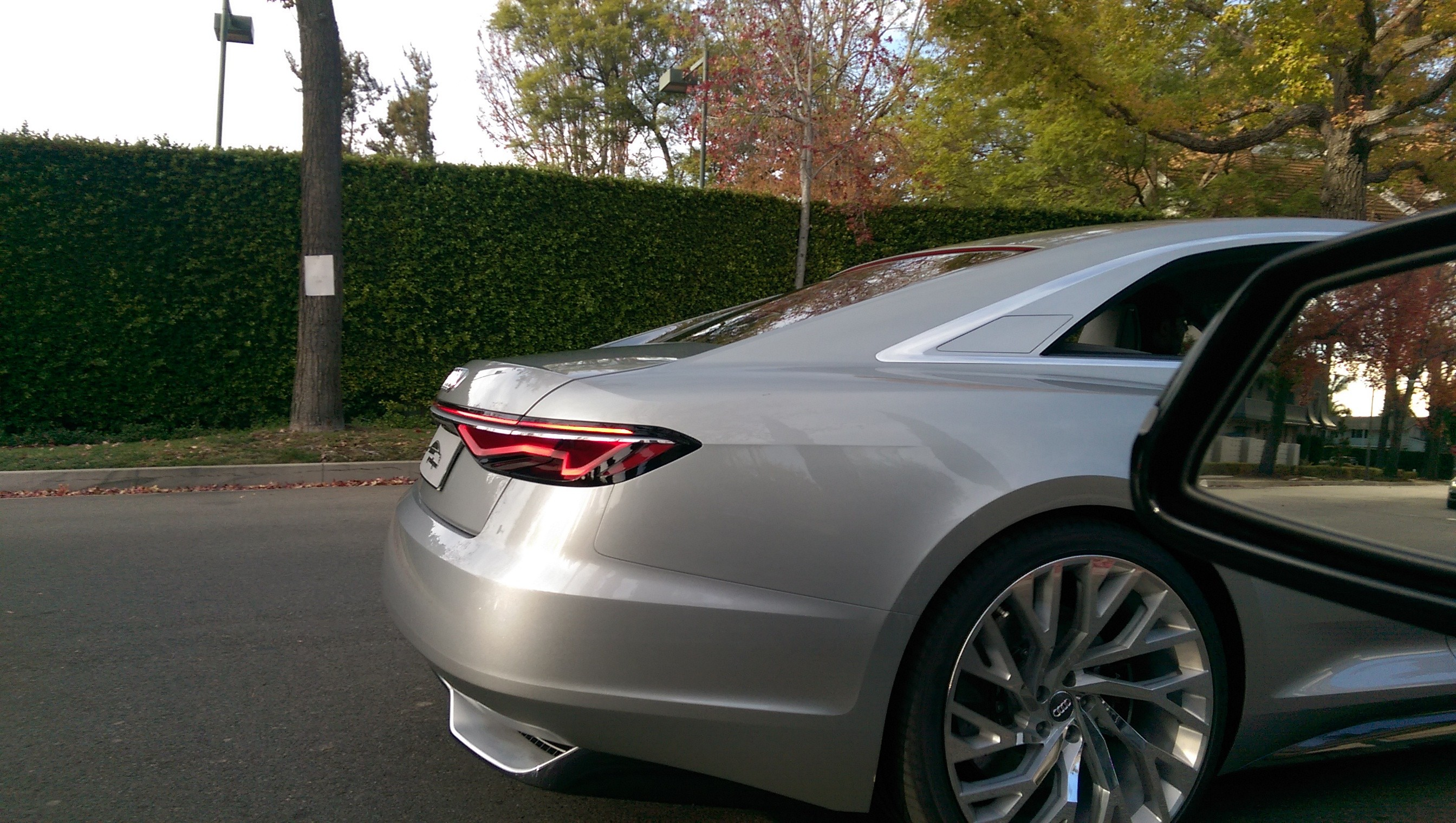 Audi A9 Will Be A Four Door Supercar Autoevolution