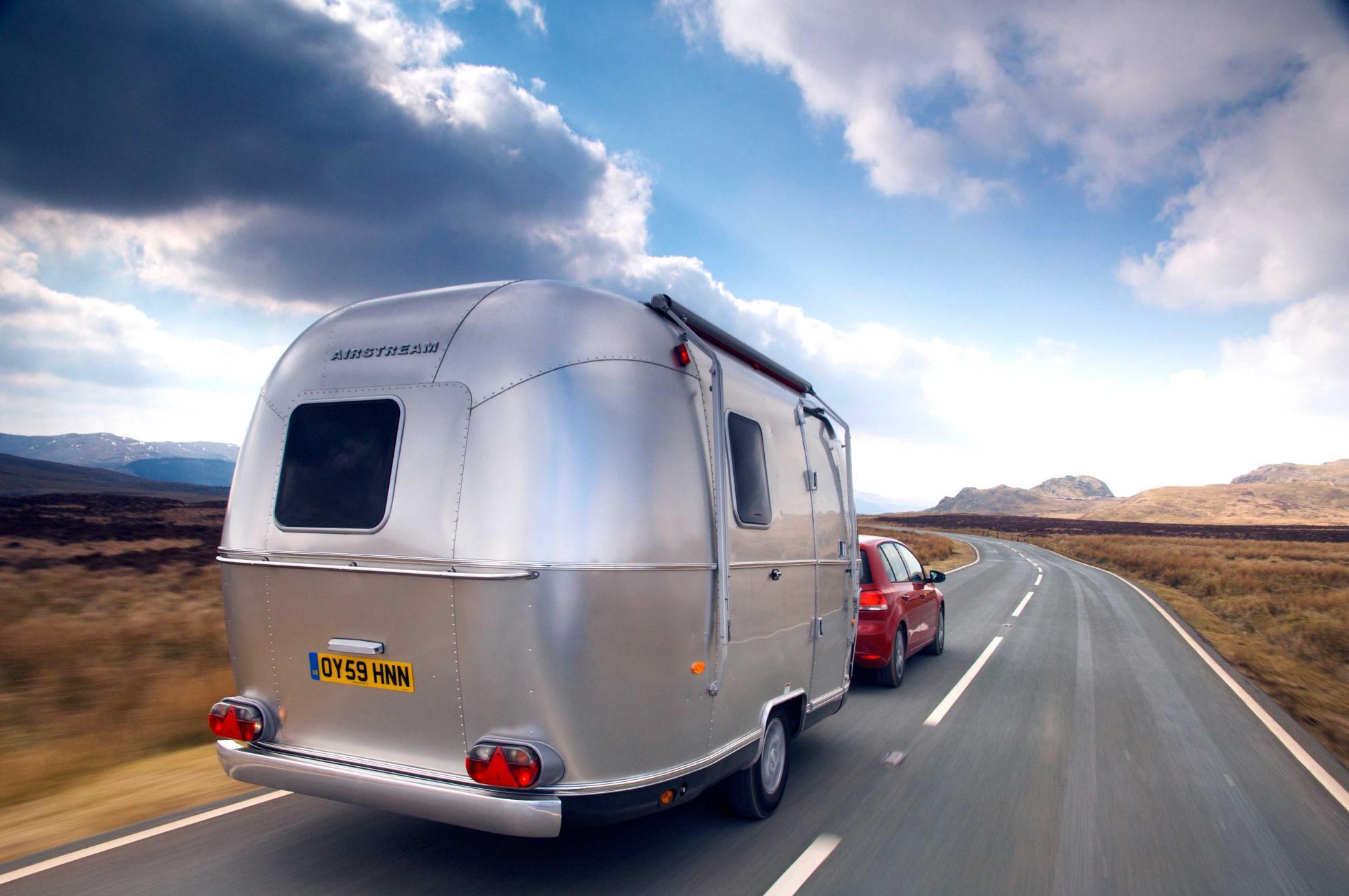 Bambi Gets A Facelift New Airstream Caravan Autoevolution