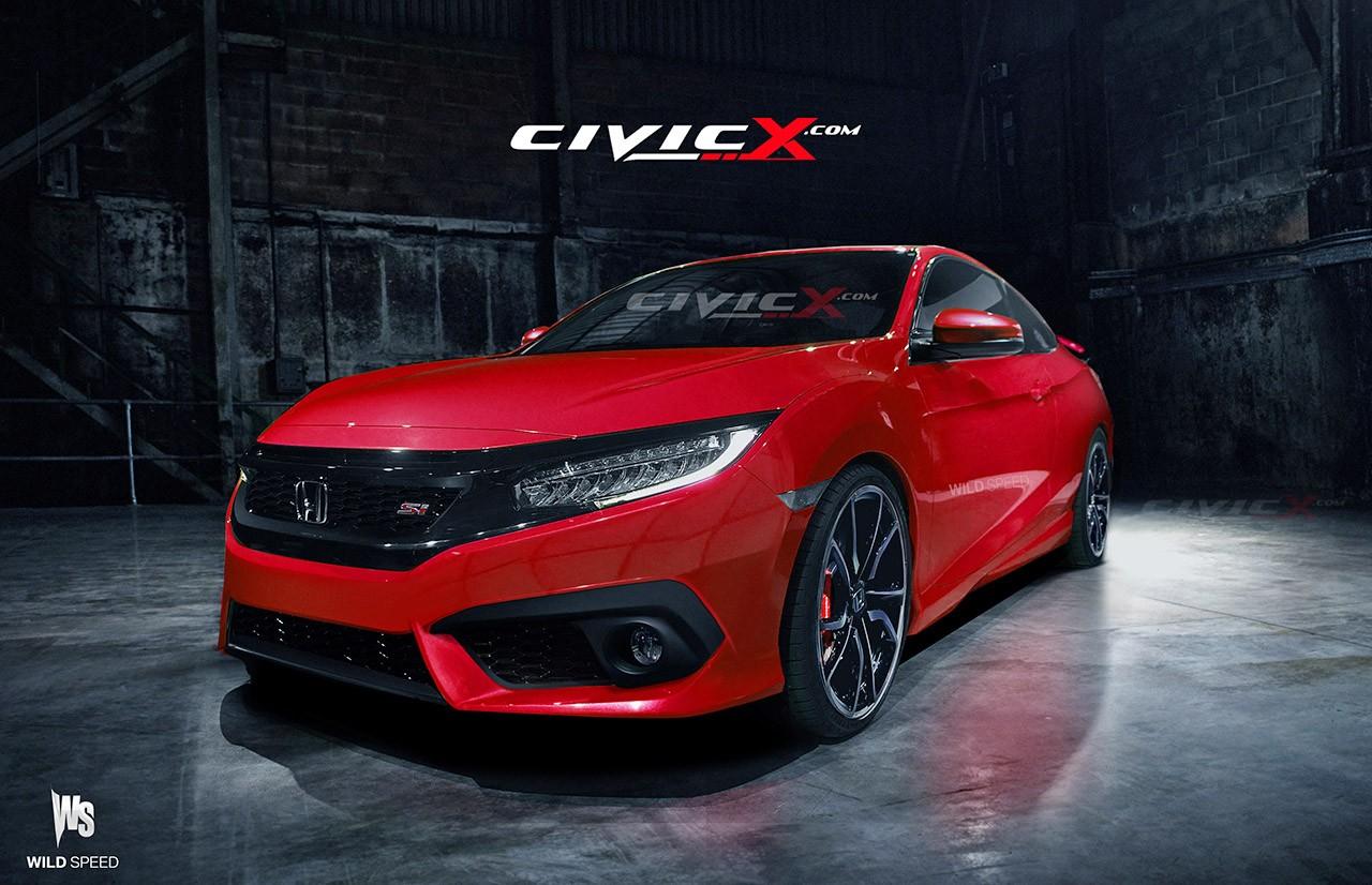 2012 Honda Black Sedan Civic Si