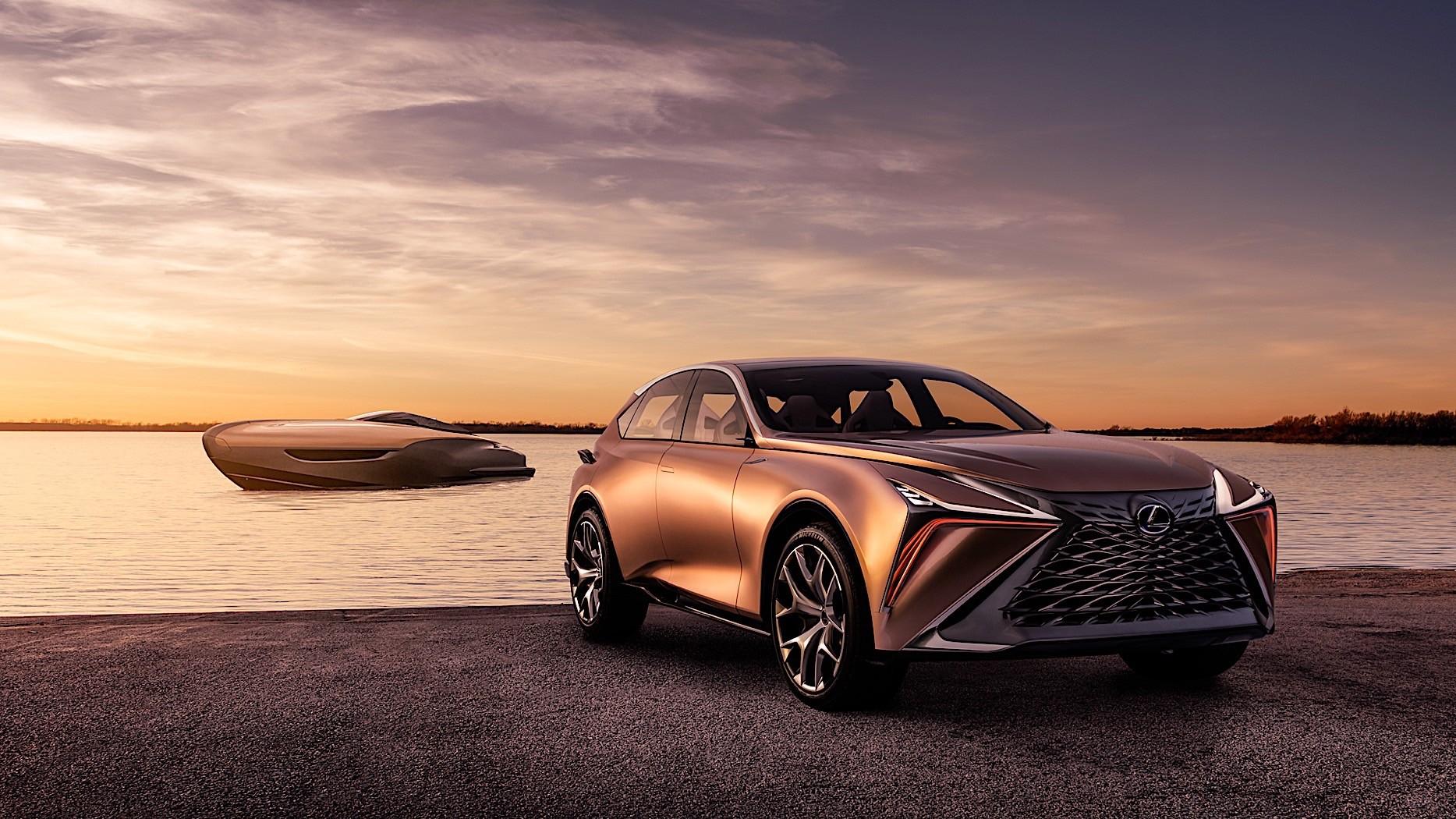 Lexus Sport Yacht Concept Gets Green Light For Production