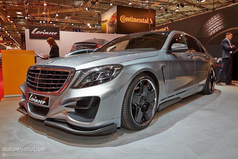 Body Kit Mercedes Benz