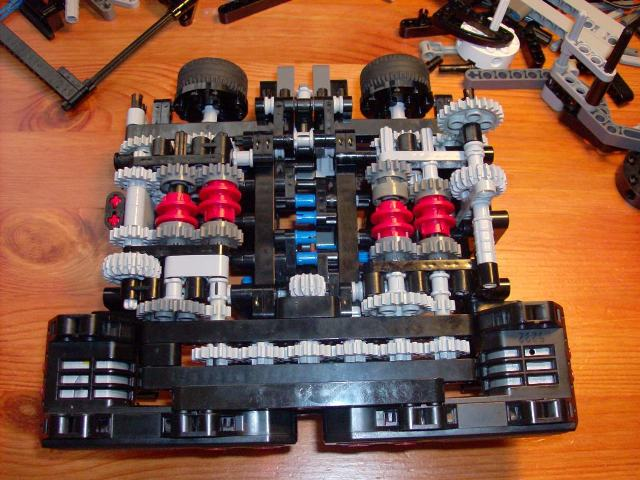 lego technic automatic gearbox      Path Decorations Pictures   Full         to Make an Easy Customisable Lego Transmission Part Steps Introduction  How to Make an Easy Customisable Lego Transmission Part Super small Lego  Technic