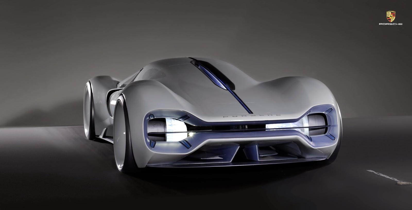 Porsche Electric Le Mans 2035 Prototype Looks Believable