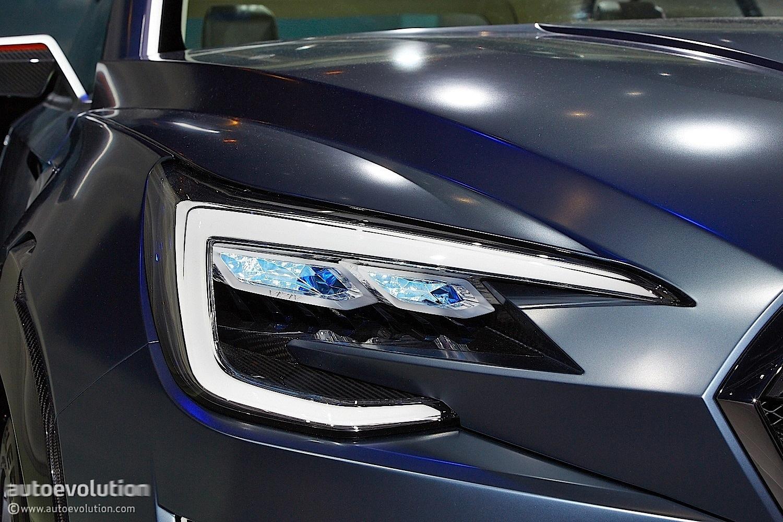 Subaru Viziv 2 Concept Previews The Future At Geneva 2014