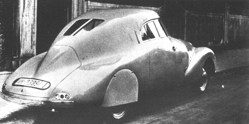 The Origins Of Streamline Design In Cars Autoevolution