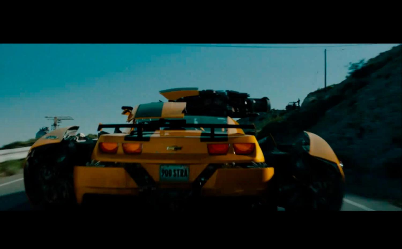 Transformers: Dark of the Moon Daytona 500 Trailer ...