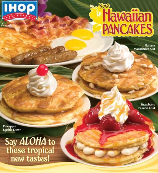 Types Hawaiian Cakes