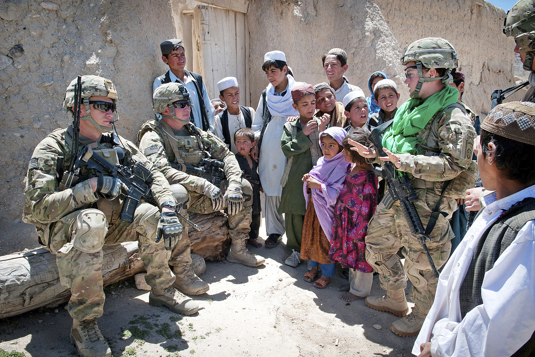 Men In Us Special Operations Forces Believe Women Are Not