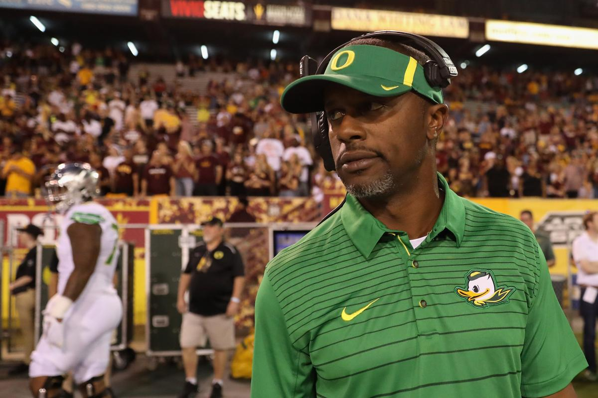 Willie Taggart To Coach Florida State Leaves Oregon After