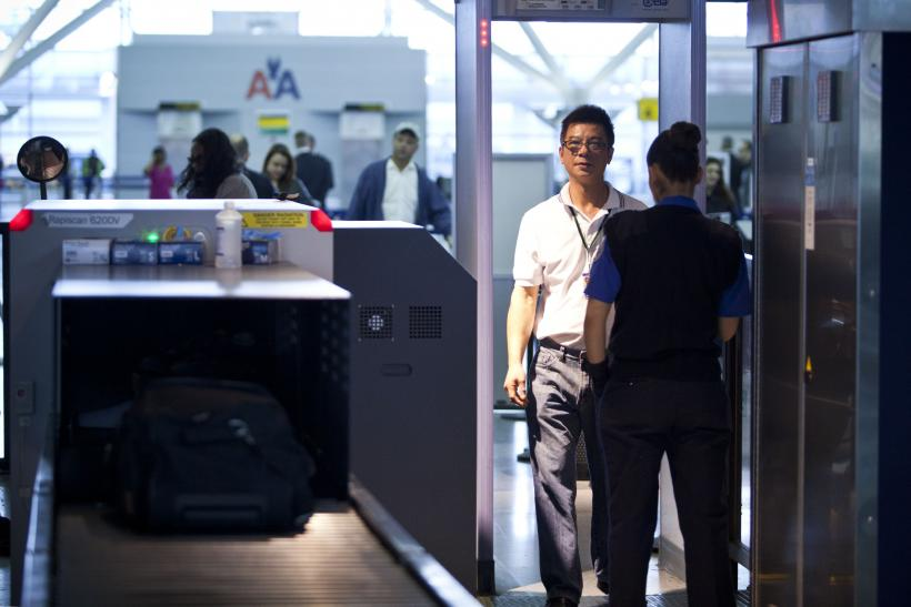 Airport Security Technology After 9 11