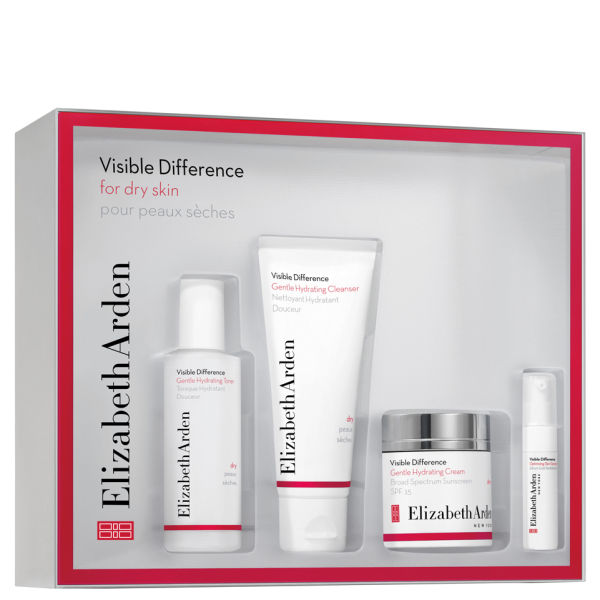 Elizabeth Arden Visible Difference Dry Skin Set | Free ...