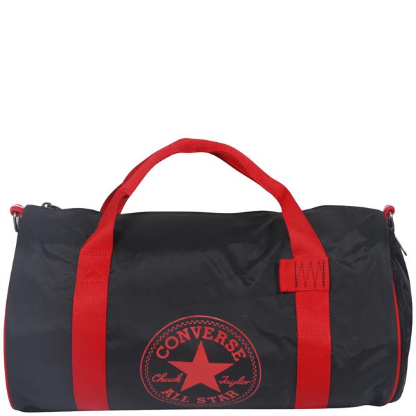 Converse Small Duffle Bag In Phantom Black Mens