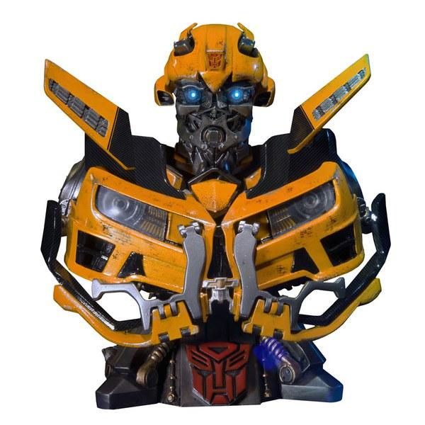 Prime1 Transformers 3 Dark of the Moon Bumblebee Bust   IWOOT