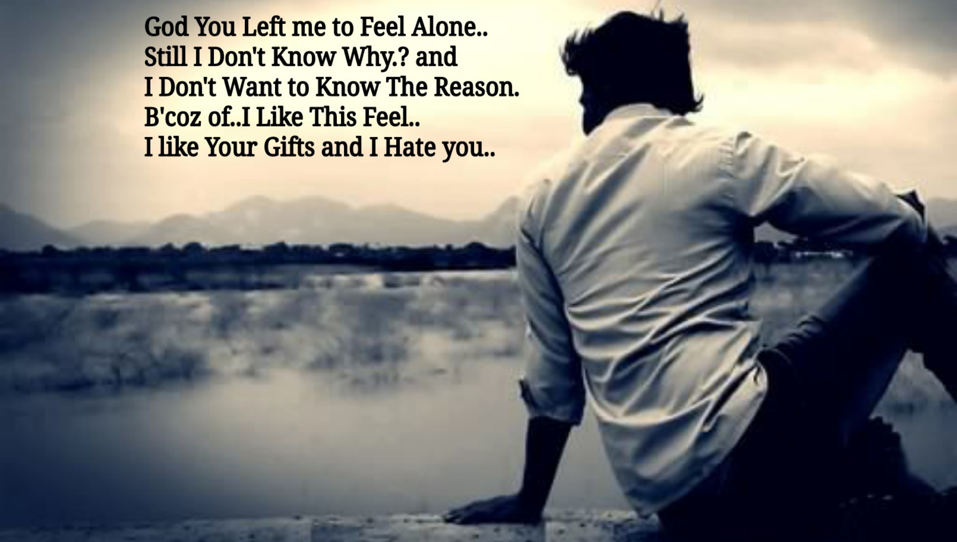 alone boy quotes - HD1920×1088