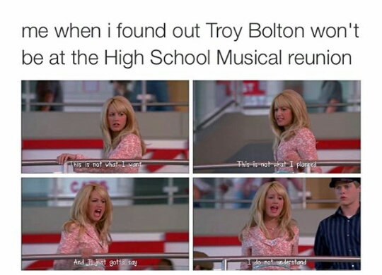 Sharpay High School Musical Quotes