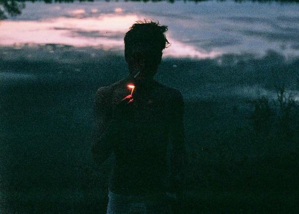 alone, boy, grunge, men, night - image #4391004 by ...