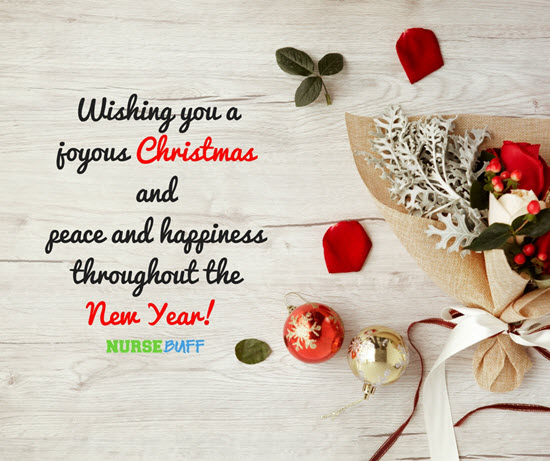 Christmas Happy Year Greetings New Merry And 2017
