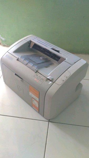 Jual Printer Hitam Putih Hp Laserjet 1020 Di Lapak Musa