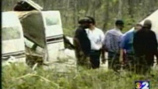 Face Of Death - Aaliyah Plane Crash Footage - Vidéo ...