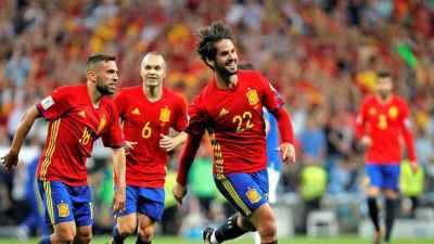 España jugará contra Inglaterra y Croacia en la Liga de ...