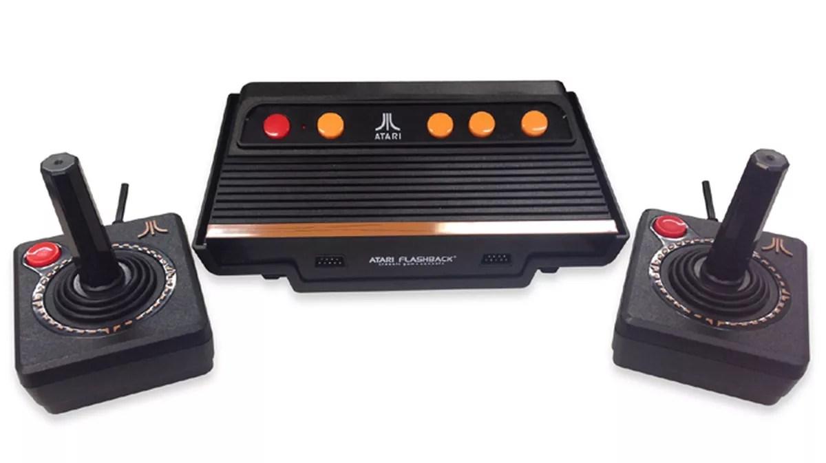 Atari Flashback 3 Review