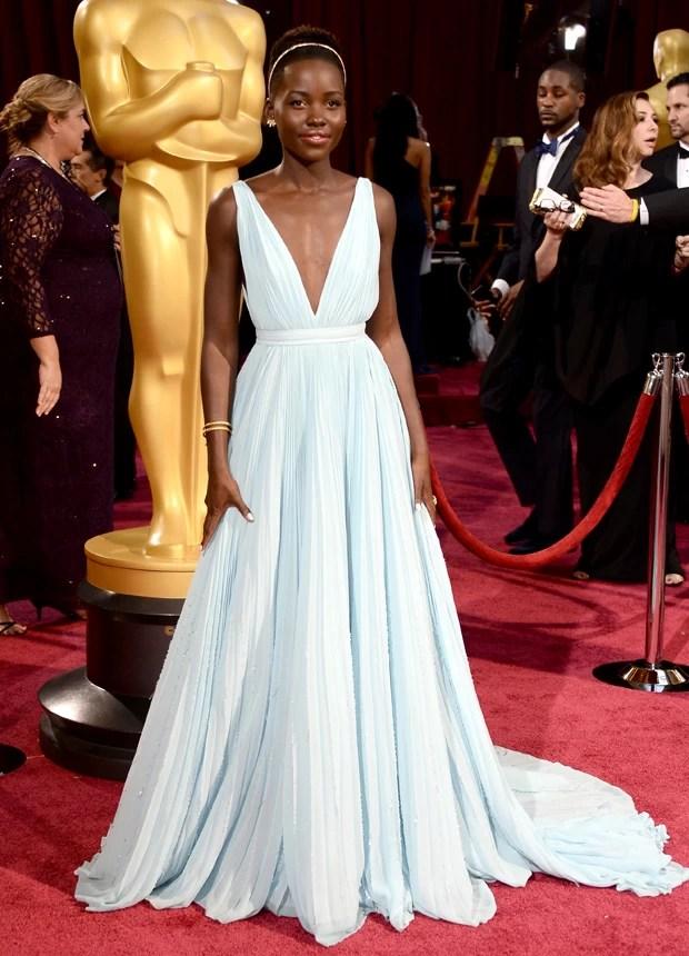 As 10 Mais Bem Vestidas Do Tapete Vermelho Do Oscar Em