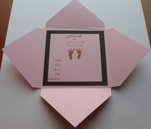 Make Your Own Baby Shower Invitations Free