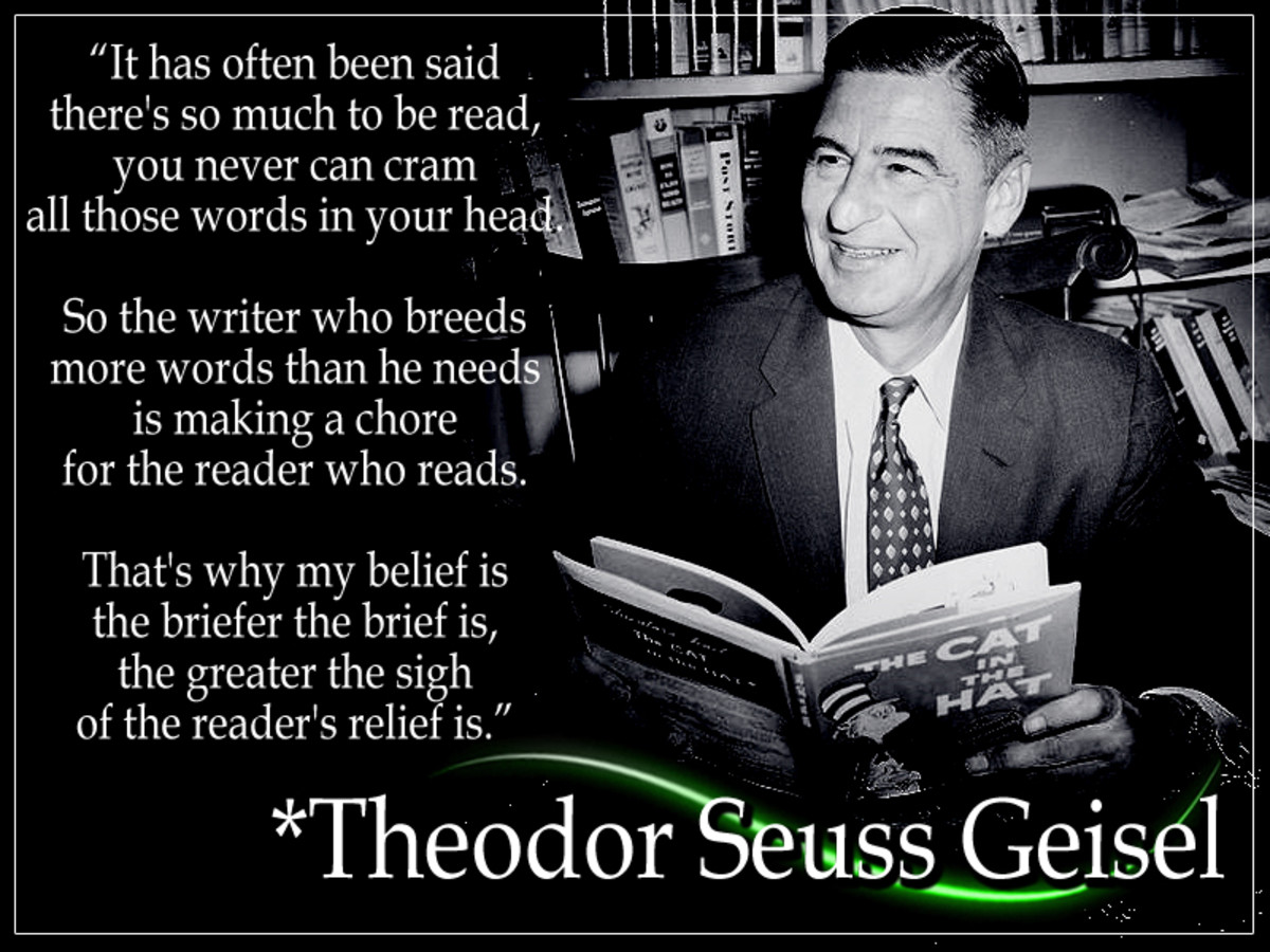 Theodor Seuss Geisel Quotes