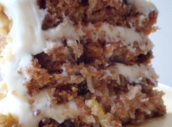 Best Carrot Cake Ever Recipe 6 Just A Pinch Recipes